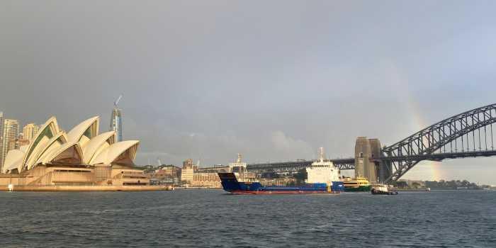 John Duigan in Sydney Monday