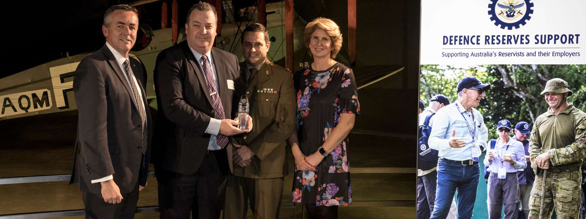 Defence Support Awards image