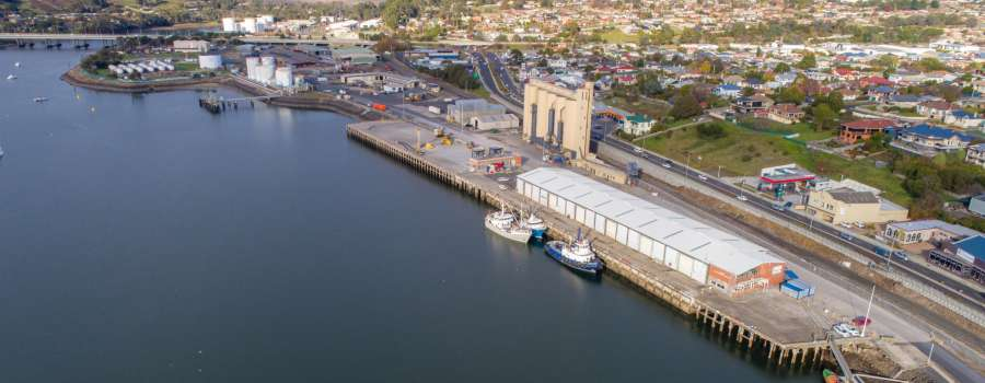 Port of Devonport | Investing for future growth