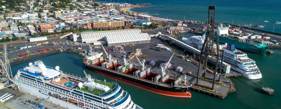 TasPorts vision for the Port of Burnie