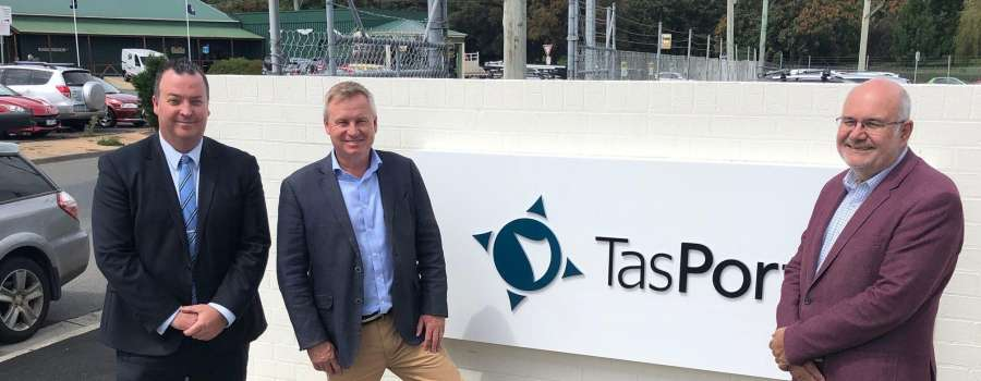 TasPorts appoints new CEO