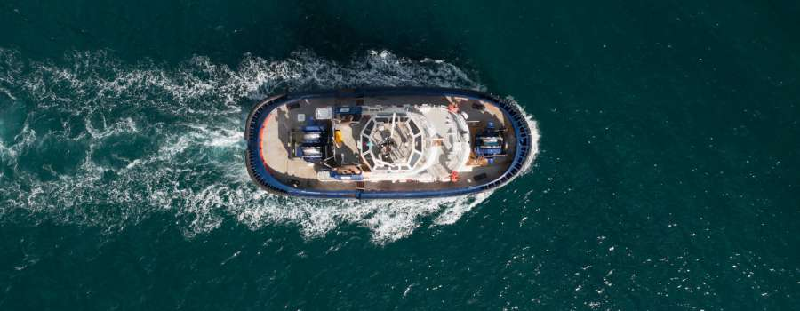 TasPorts welcomes RT Force, the first Rotortug operating on the East Coast of Australia